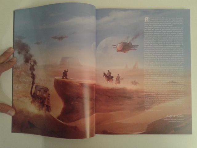 Las ilustraciones del manual son una belleza.