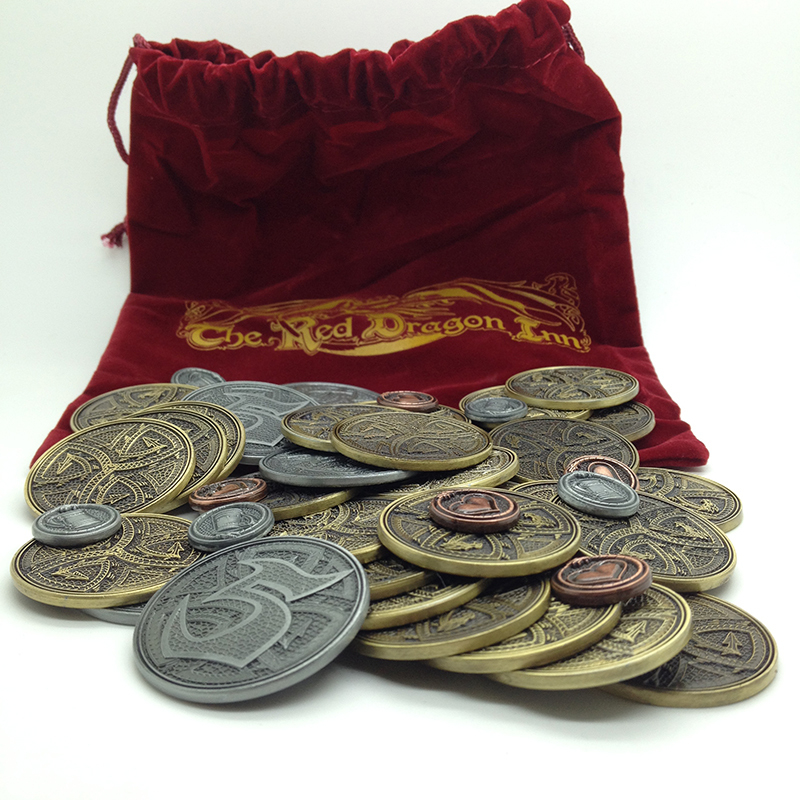 Red Dragon Inn Coins