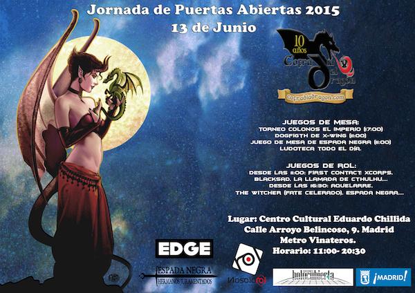 Cartel de las Jornadas 2015