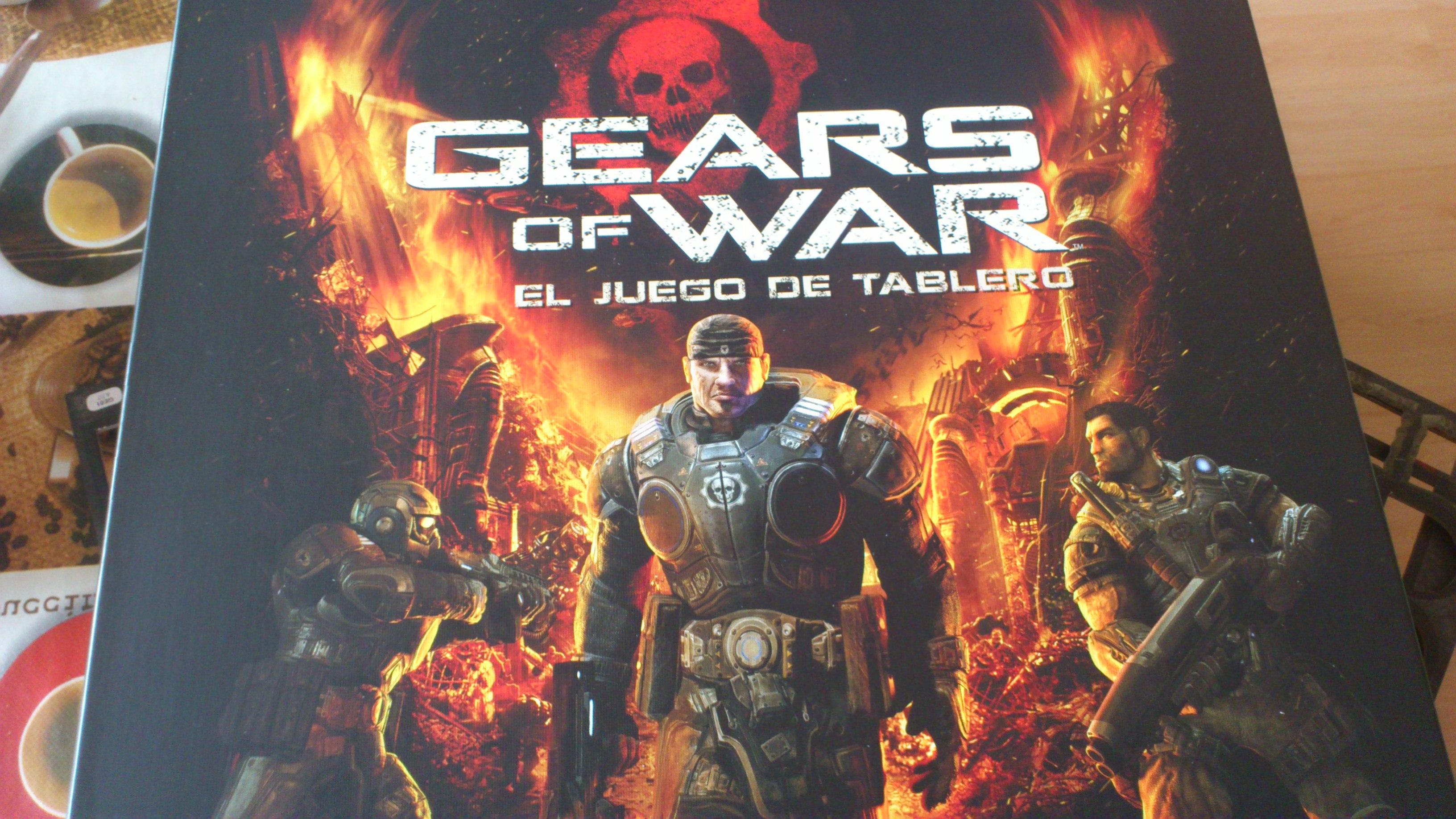 Feliz navidad jubilados de arkham for Gears of war juego de mesa