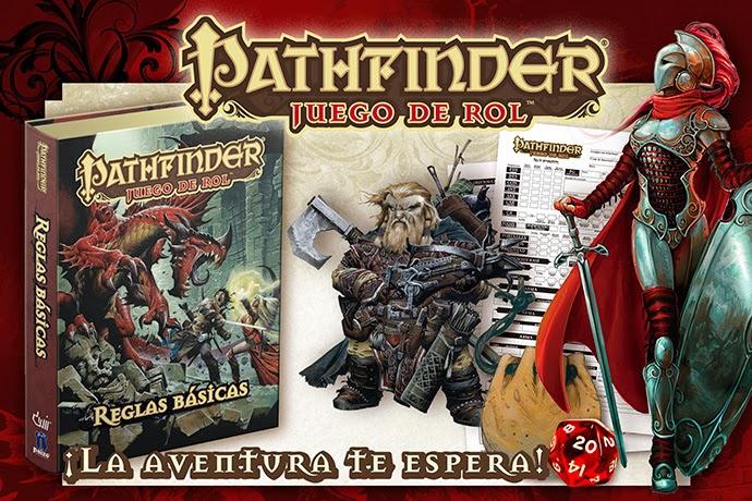 Pathfinder JdR - Reglas Básicas