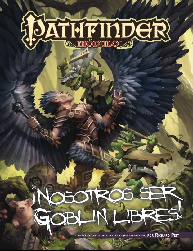 Rol Gratis Pathfinder