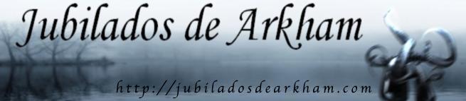 Banner Jubilados de Arkham.
