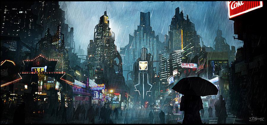 cityscapeumbrella