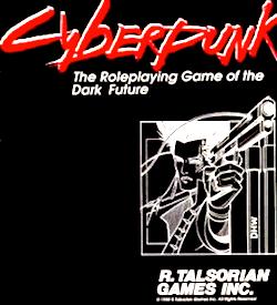 Portada Cyberpunk 2013