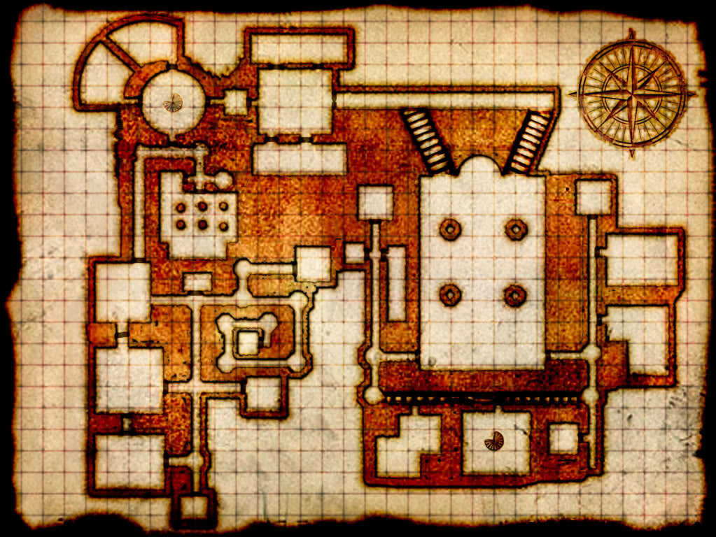 dungeon-map